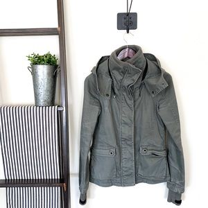 Fox Racing | Women's Winter Jacket Olive Small